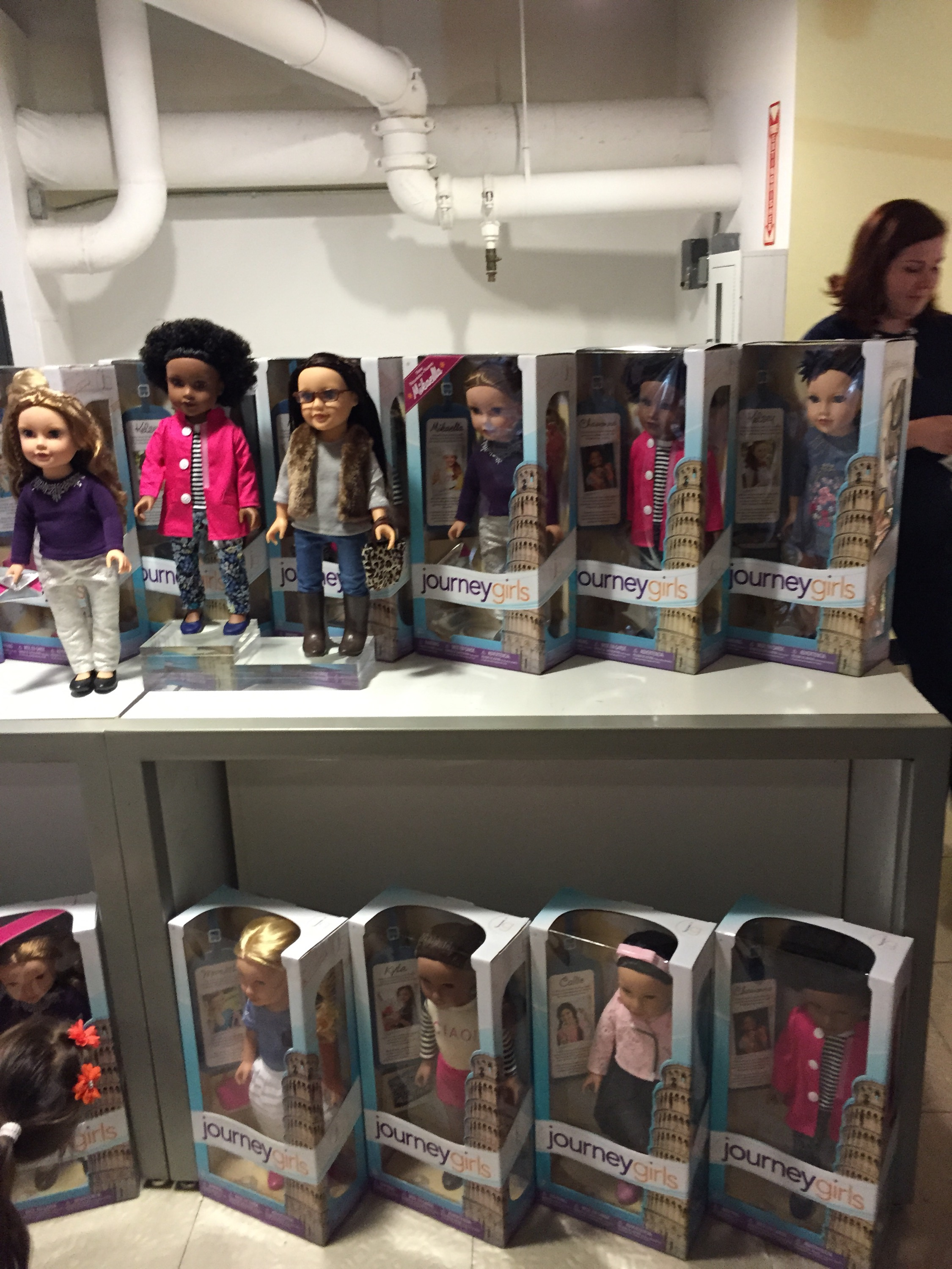EXCLUSIVE JOURNEY GIRLS ITALY INSPIRED DOLL COLLECTION AT TOYS R