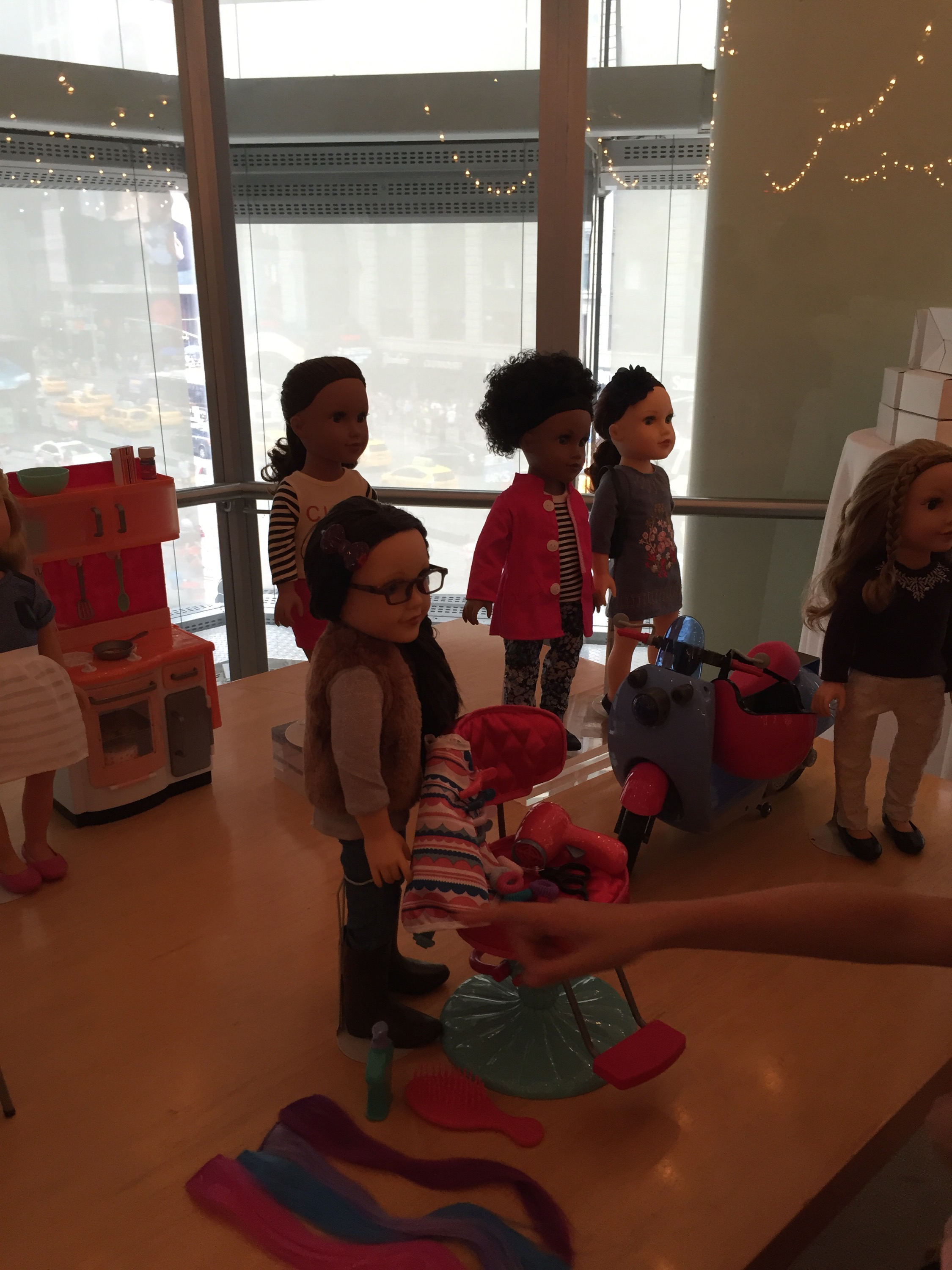 EXCLUSIVE JOURNEY GIRLS ITALY INSPIRED DOLL COLLECTION AT TOYS R US