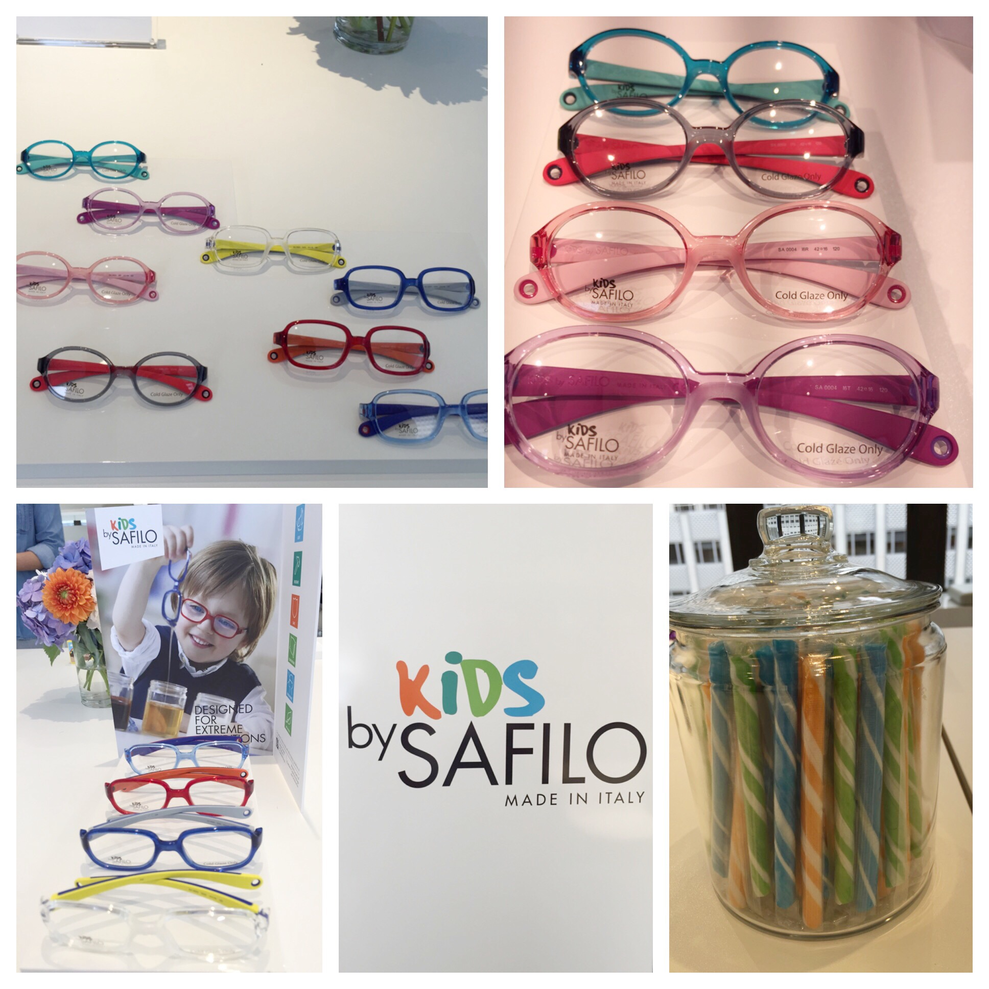 Kids By Safilo New Children S Eyewear Collection Five