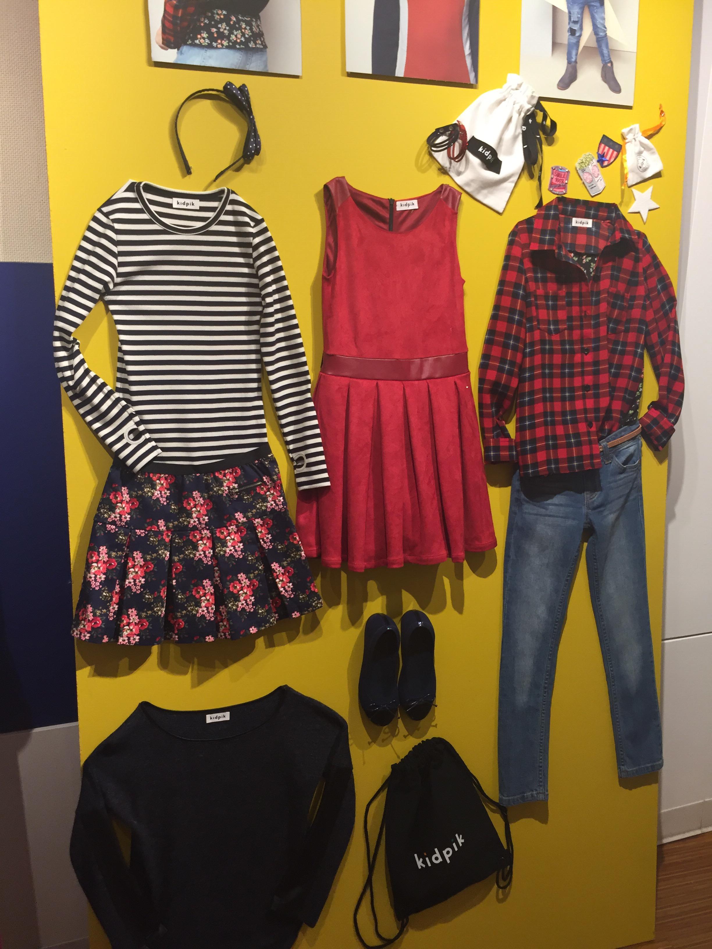 Fashion Alert Kidpik Basics Launch For Girls In Sizes 4